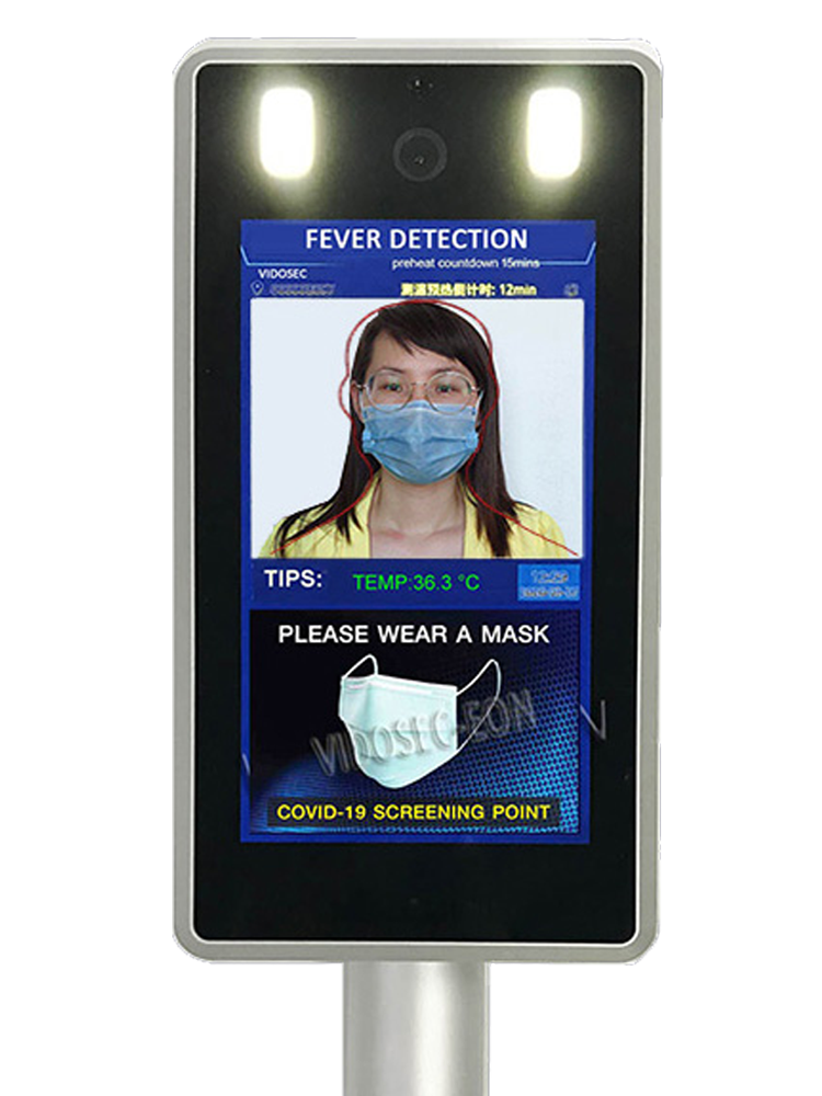 7'' face recognition terminal_8'' face recognition terminal